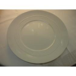 assiette de présentation diam 31.5cm