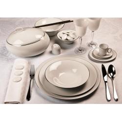 assiette plate 290x270mm