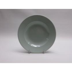 assiette de présentation celadon forme Giverny