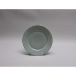 Assiette à gateaux celadon diam 19cm